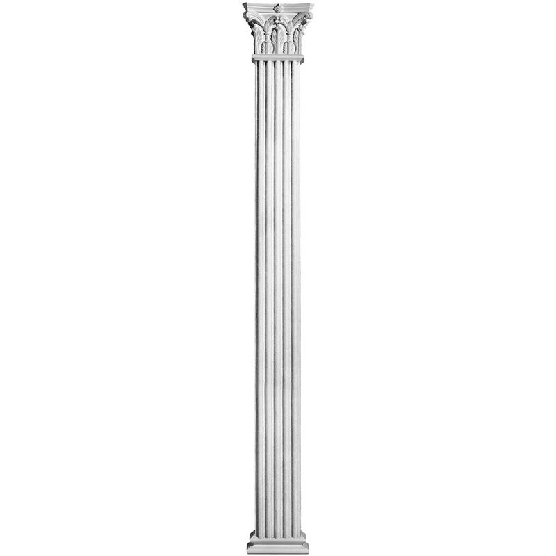 Plain Pilaster Column